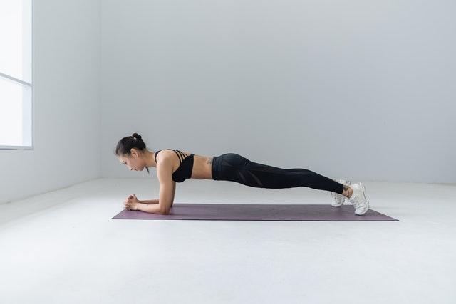 Exercice abdominal